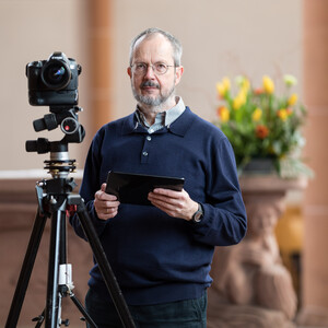 Dr. Manfred Schneider (Januar 2018, Heiliggeistkirche Heidelberg)